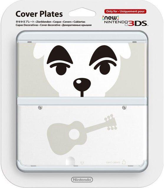 Coque Animal Crossing Kéké 5 - New 3DS - Acheter vendre sur Référence Gaming