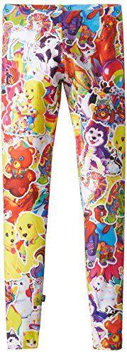 Zara Terez Girl's 7-16 Stickers Legging