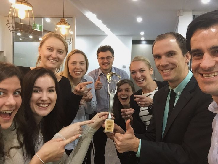 McCrindle Australian Small Business Champion Award Winner
