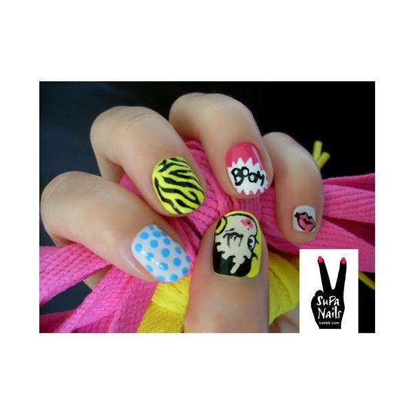Betty Boop Nails: Nail Art, Polish