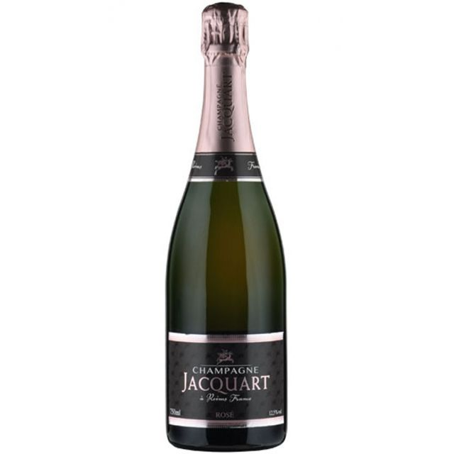 Brut Mosaique Rose NV, Champagne Jacquart | Reims, Champagne | Buy online by the bottle or mixed case from Hic! Wine Merchants