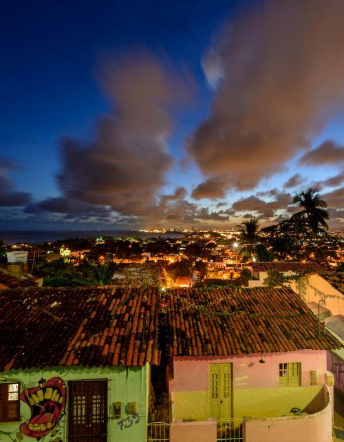Olinda - Pernambuco (by Dante Laurini)