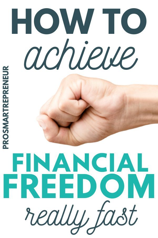 10 Easy Steps To Achieve Financial Freedom Faster Complete Guide Financial Freedom Quotes Financial Freedom Financial Tips