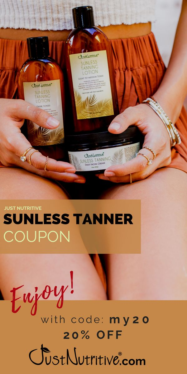 Natural Sunless Tanning Products. Made in the USA with the best ingredients from around the world. Cruelty Free – Vegan