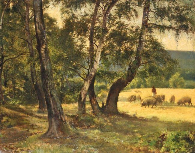 AGGHÁZY GYULA (1850-1919)