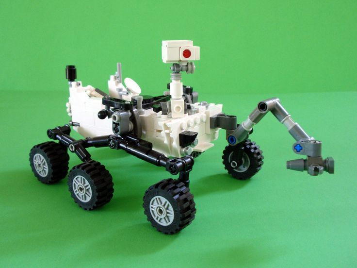 legos photo gallery | Lego Mars Curiosity Rover Photo Gallery - Autoblog