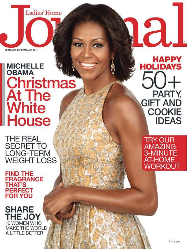 10 Of Michelle Obama's Most Stunning Looks, In Celebration Of Her Birthday