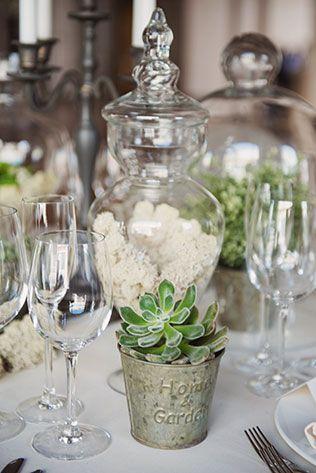 Свадьба в стиле эко-шик