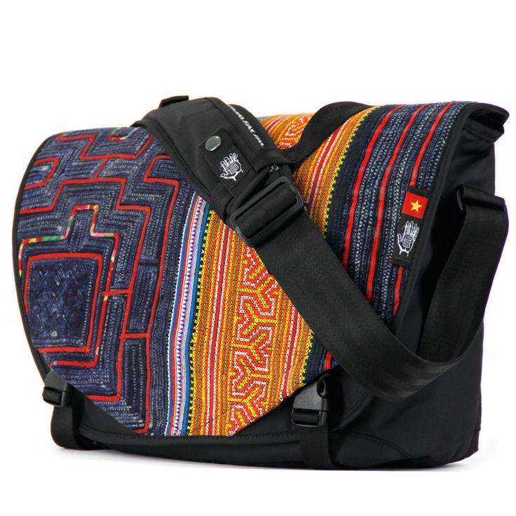 ACAAT MESSENGER BAG INDONESIA 5 Ethnotek kUvm1zv379