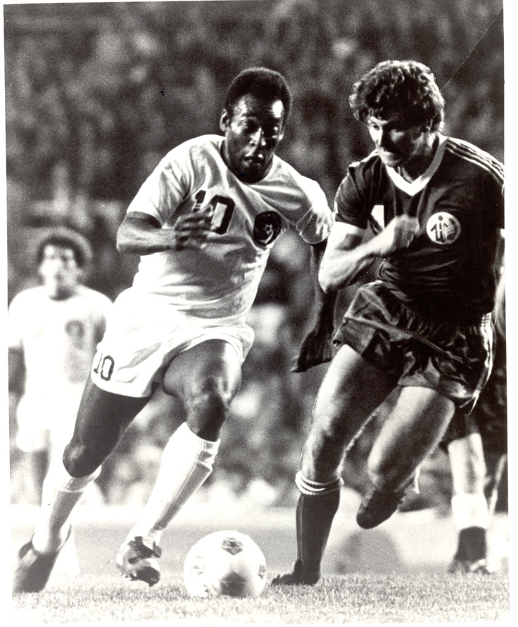 Pele at Yale Bowl, 1977 | Get Inspired by Pel� | Pinterest