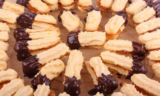 kokosové strojkové cukroví