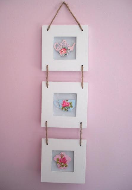 53 best DIY Photo Frames images on Pinterest | Craft, Picture frame ...