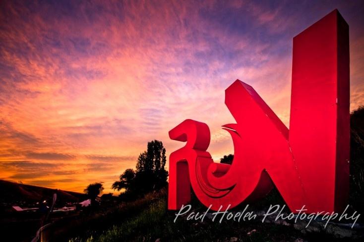 2010 - Gisborne summer sky