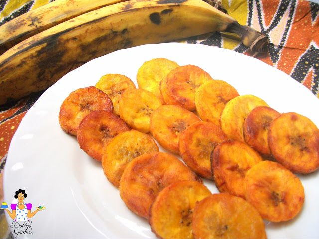 Dobbys Signature: Nigerian food blog | Nigerian food recipes | African food blog: How to Fry plantains (Dodo)