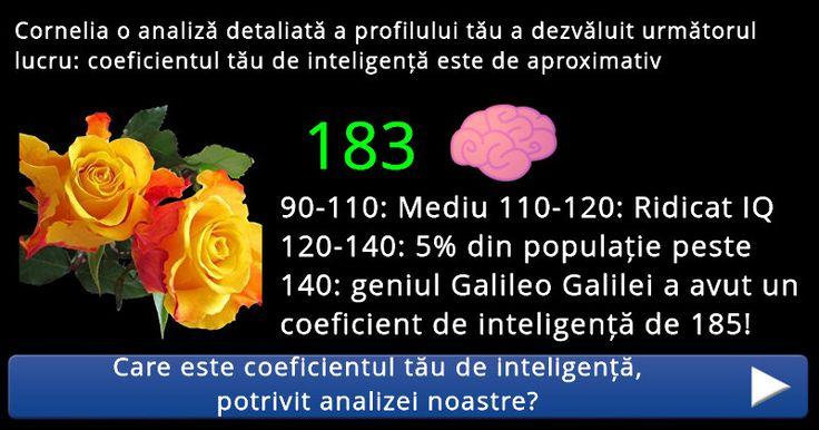 Care este coeficientul tău de inteligență, potrivit analizei noastre?