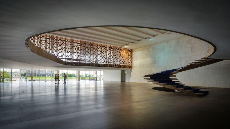 Oscar Niemeyer, Gonzalo Viramonte · Palácio do Itamaraty · Divisare