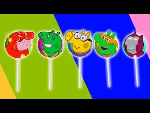 Finger Family Lollipop= Peppa Pig Super Heroe | Nursery Rhymes Lyrics - RoRo Fun Channel Youtube  #Masha   #bear   #Peppa   #Peppapig   #Cry   #GardenKids   #PJ  Masks  #Catboy   #Gekko   #Owlette   #Lollipops  #MashaAndTheBear  Make sure you SUBSCRIBE Now For More Videos Updates:  https://goo.gl/tqfFEb Have Fun with made  by RoRo Fun Chanel. More    HOT CLIP: Masha And The Bear with PJ Masks Catboy Gekko Owlette Cries When Given An Injection  https://www.youtube.com/watch?v=KVEK6Qtqo9M…
