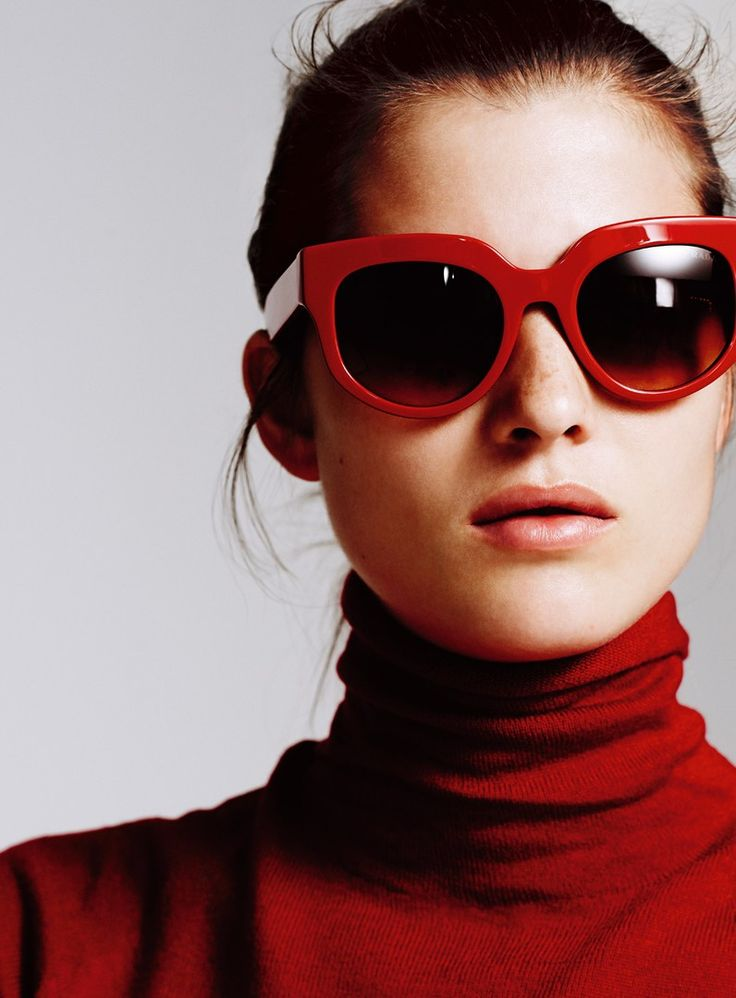 visual optimism; fashion editorials, shows, campaigns & more!: estee rammant by paolo zerbini for vogue turkey november 2014