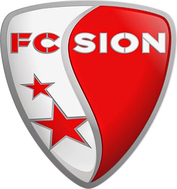 Football Club Sion (FC Sion) | Country: Switzerland / Schweiz / Suisse / Svizzera / Svizra. País: Suiza. | Founded/Fundado: 1909 | Badge/Crest/Logo/Escudo.