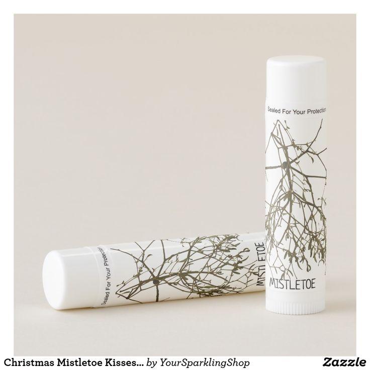 #Christmas Mistletoe Photography Floral #mistletoe #mistletoekisses #funny #giftideas #lipbalm to get yourself ready ;)