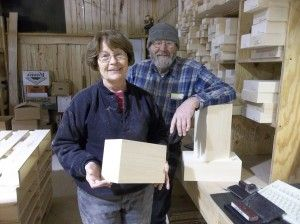 Large basswood blocks for carving. Northern Wisconsin basswood. www.basswoodman.com