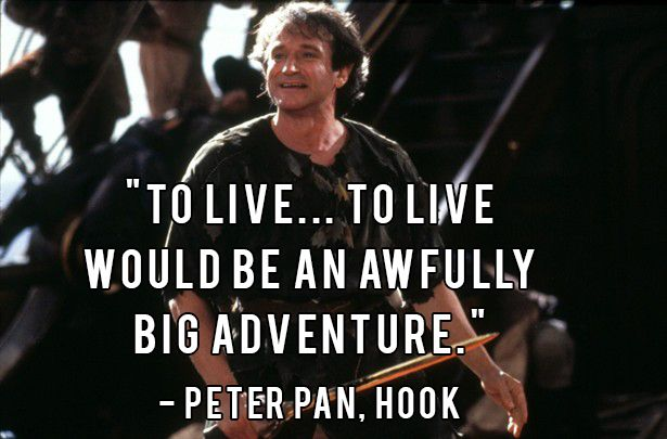 Quotes From The Movie Hook. QuotesGram
