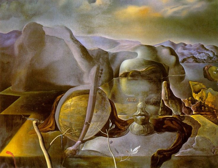 Salvador Dali - Endless Eniigma