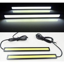 2 st LED-varselljus - 12V - 20W
