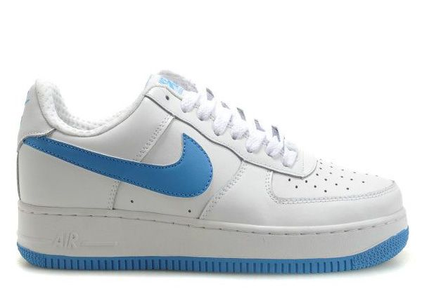 Nike Air Force Baby Blue