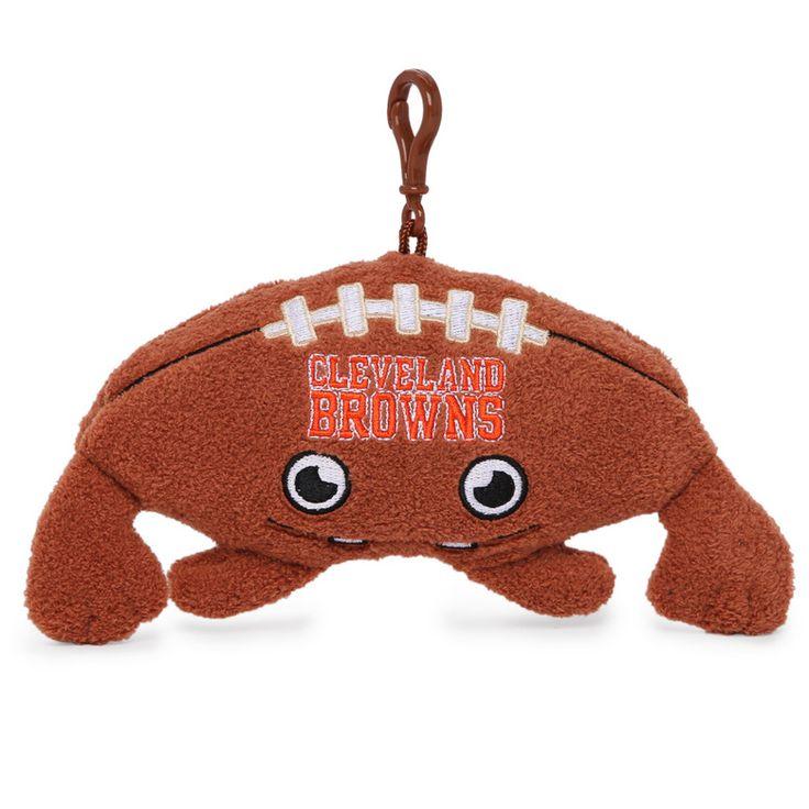 $2 NFL Browns Plush Creature Clip