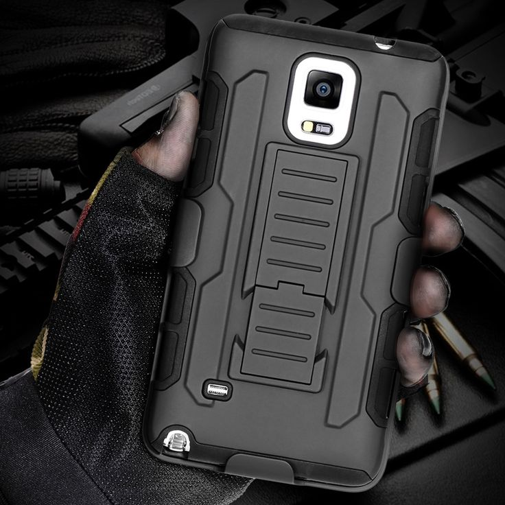 Heavy Duty Tactical Case for Samsung phones