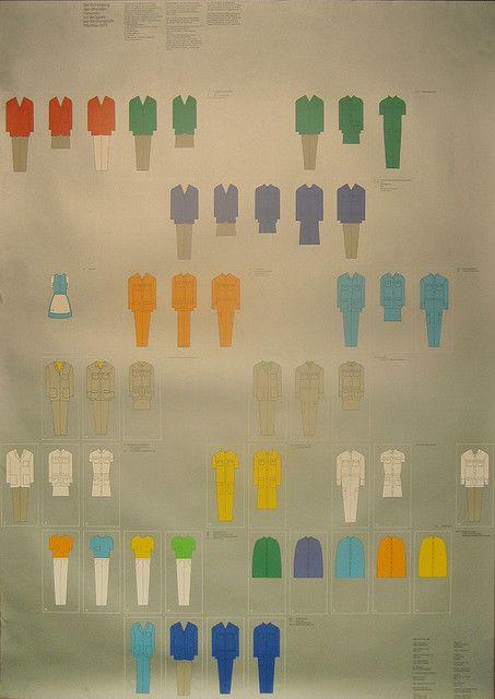 munich 1972 olympics uniforms otl aicher. Black Bedroom Furniture Sets. Home Design Ideas