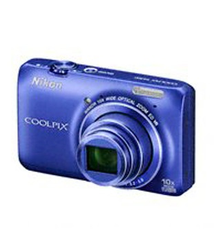 Dashing blue Nikon Coolpix S6300 16 MP Point & Shoot cam!  http://www.snapdeal.com/product/electronic-digital-cameras/NikonCoolp-54145?pos=54;219
