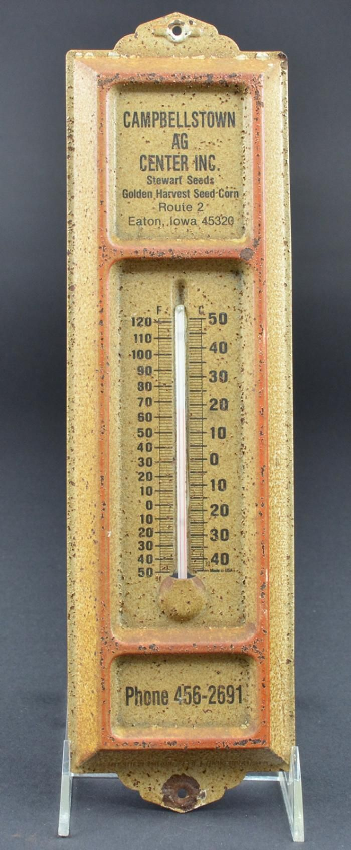 Vintage Cambellstown AG Center Inc. - Outdoor Thermometer