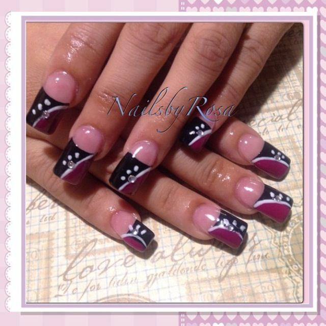 Nails by Rosa Vargas: Artists Expressions Nails, Artists Expressionsnail