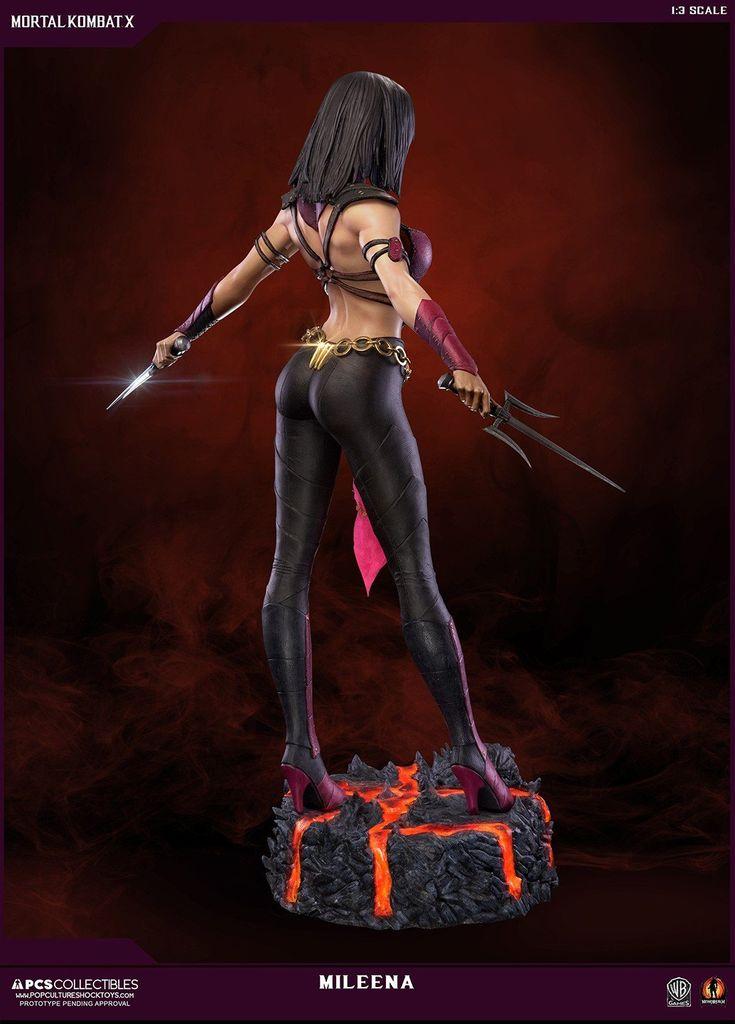 Kyodai & Aniki - Mileena 1/3 71cm Mortal Kombat X