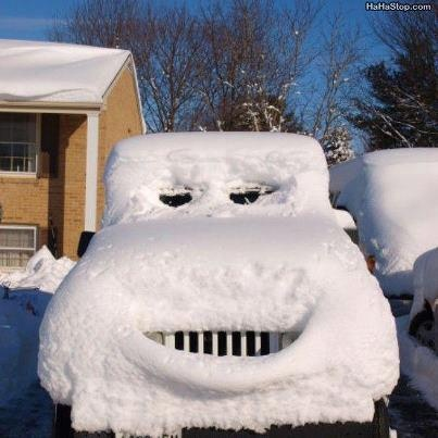 when it snows.... i'm totally doing this to my jeep