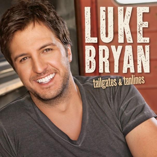 """Cover art for Luke Bryan's album """"Tailgates & Tanlines."""" (Courtesy of Capitol Nashville/)"""