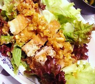 栗原はるみさん人気レシピ 揚げ鶏のねぎソース