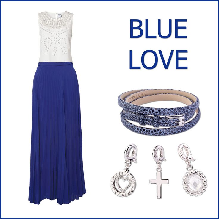 Joy de la Luz | Blue Love