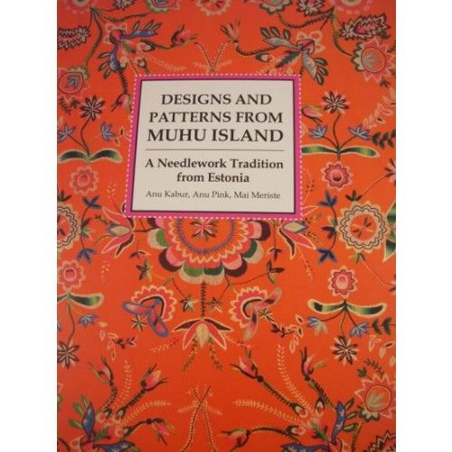 Designs and patterns from Muhu Island