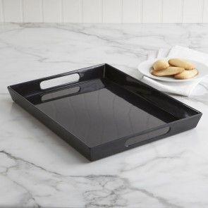 kitchen stuff plus jeeves black melamine serve tray rectangle.jpg