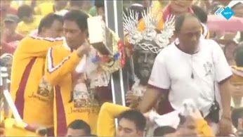 Een zwarte #Jezus? Jazeker! Op de Filipijnen wordt hij door miljoenen aanbeden!  http://www.spirit24.nl/#!player/info/program:50049910/group:37200368