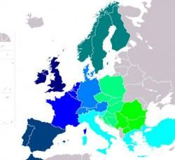 Koleją po Europie - bilet Interrail