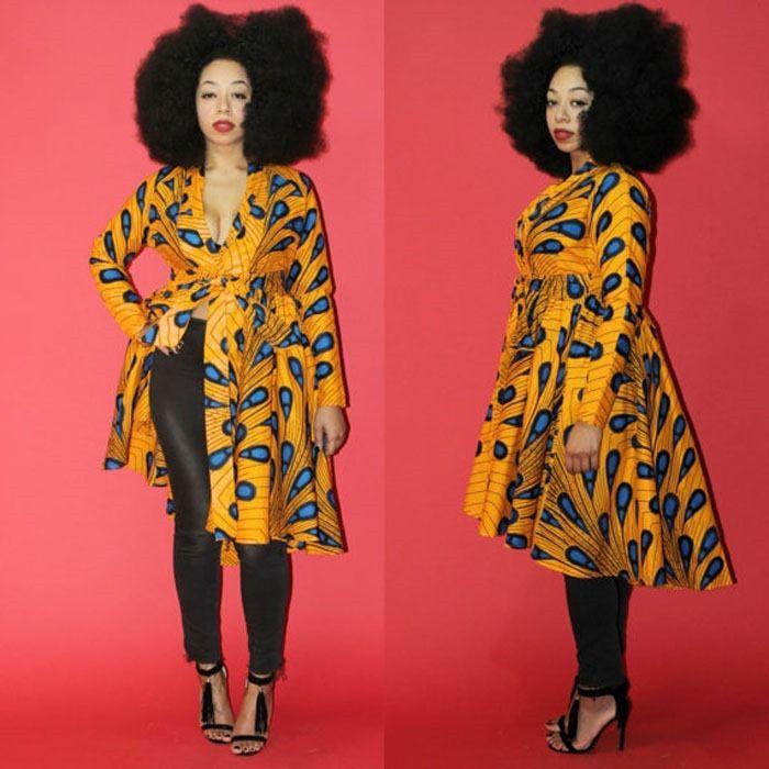 Latest Ankara Jacket Styles Designs 2018 Latest Ankara Styles 2018