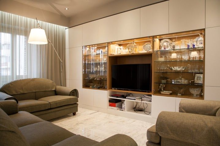 AHY apartment, Rome info@neararchitecture.com