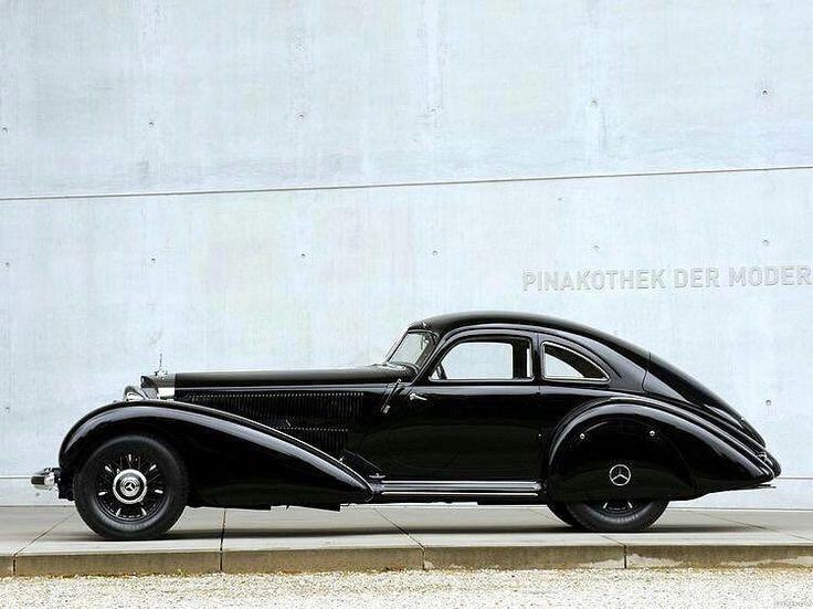 "1938 Mercedes-Benz 540 K ""Autobahnkurier"""