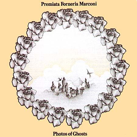 Studio Album, released in 1973  Line-up / Musicians - Franz Di Cioccio / drums, vocal  - Franco Mussida / electric and acoustic guitar, vocal  - Mauro Pagani / flute, violin, Windwood, vocal  - Giorgio Piazza / bass  - Flavio Premoli / keyboards, Hammond organ, piano, Mellotron, Moog, Vocal