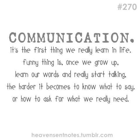 communication studies ia reflective piece