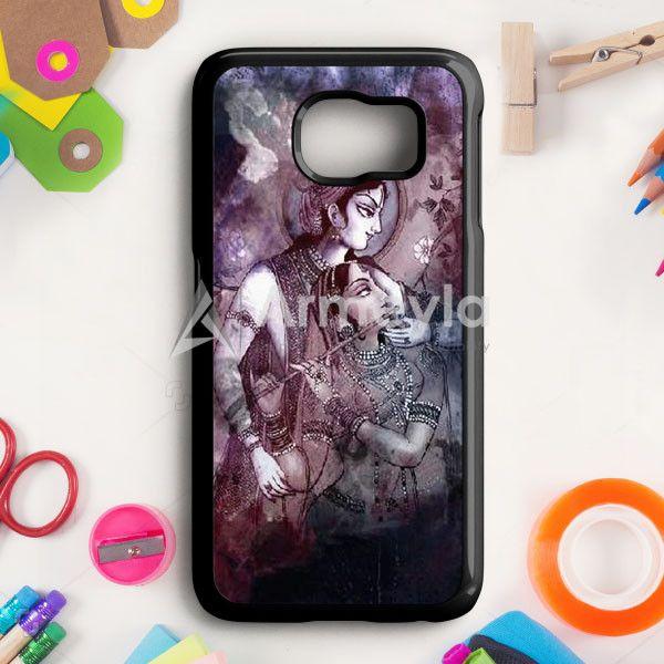 Dreamscape Lord Krishna Samsung Galaxy S6 Edge Plus Case   armeyla.com